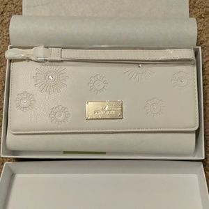 Swarovski travel wallet